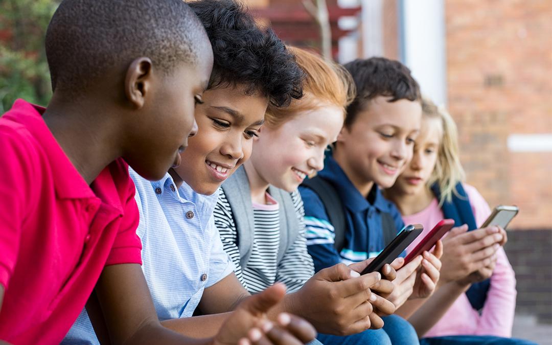 Bambini in un mondo digitale
