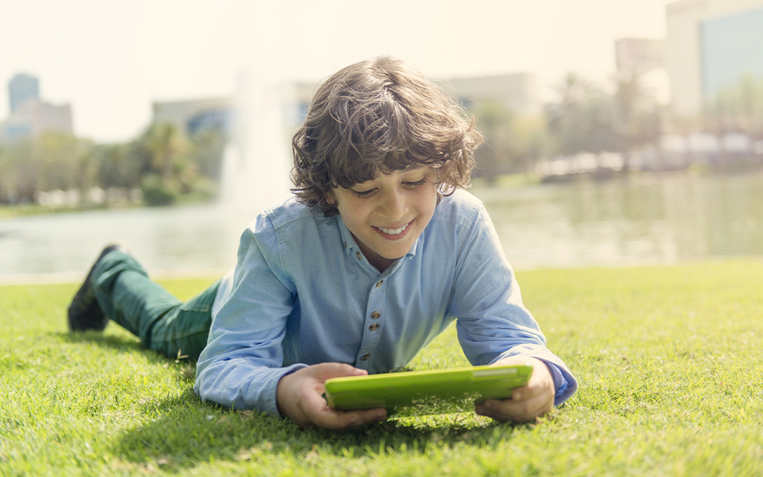 Outdoor education, anche in digitale