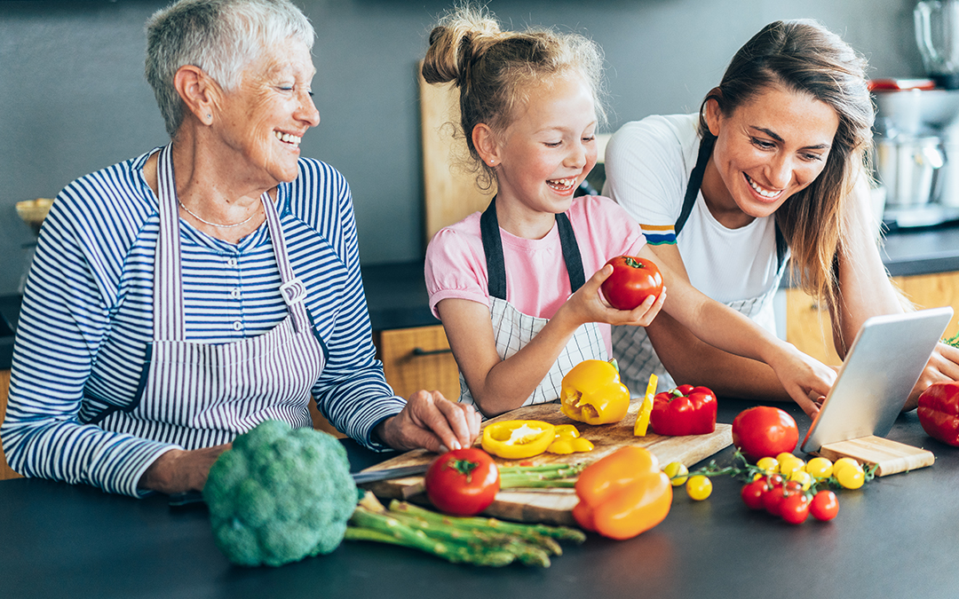 Imparare a mangiar sano