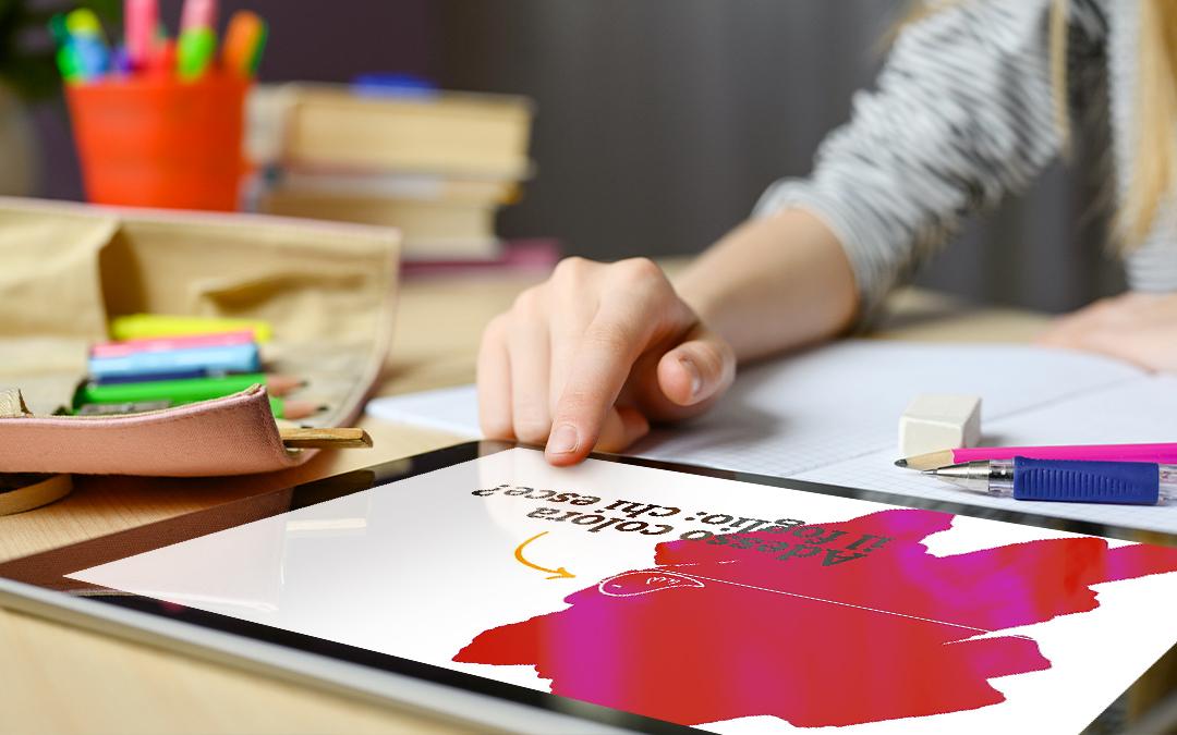 Disegnare con le app