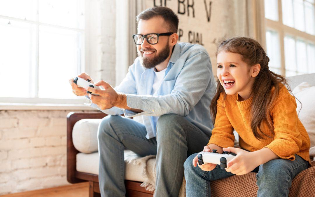 Videogiochi e relazioni familiari