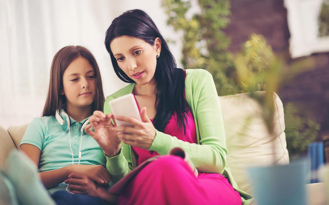 Adolescenti e ultime app social