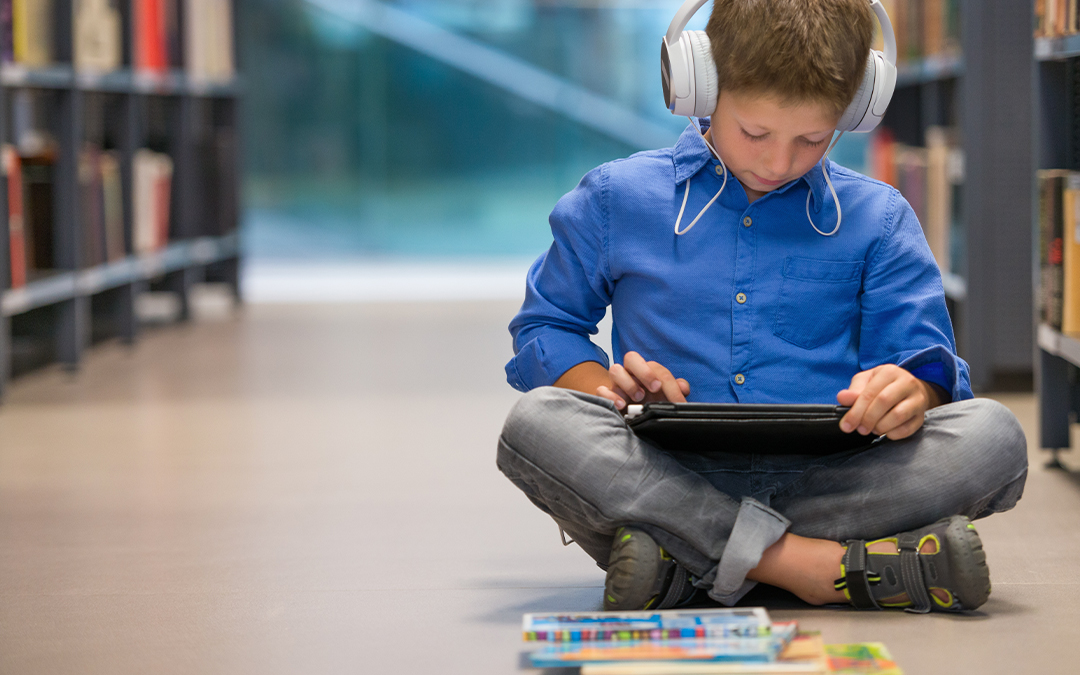 Quando internet e serie tv fanno leggere i bambini