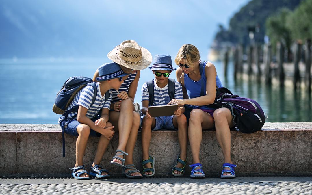 Smartphone e tablet, perfetti compagni di viaggio