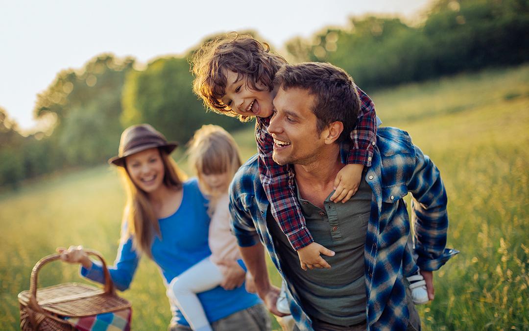 Digital detox in famiglia