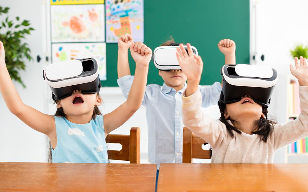 Provare la realtà virtuale